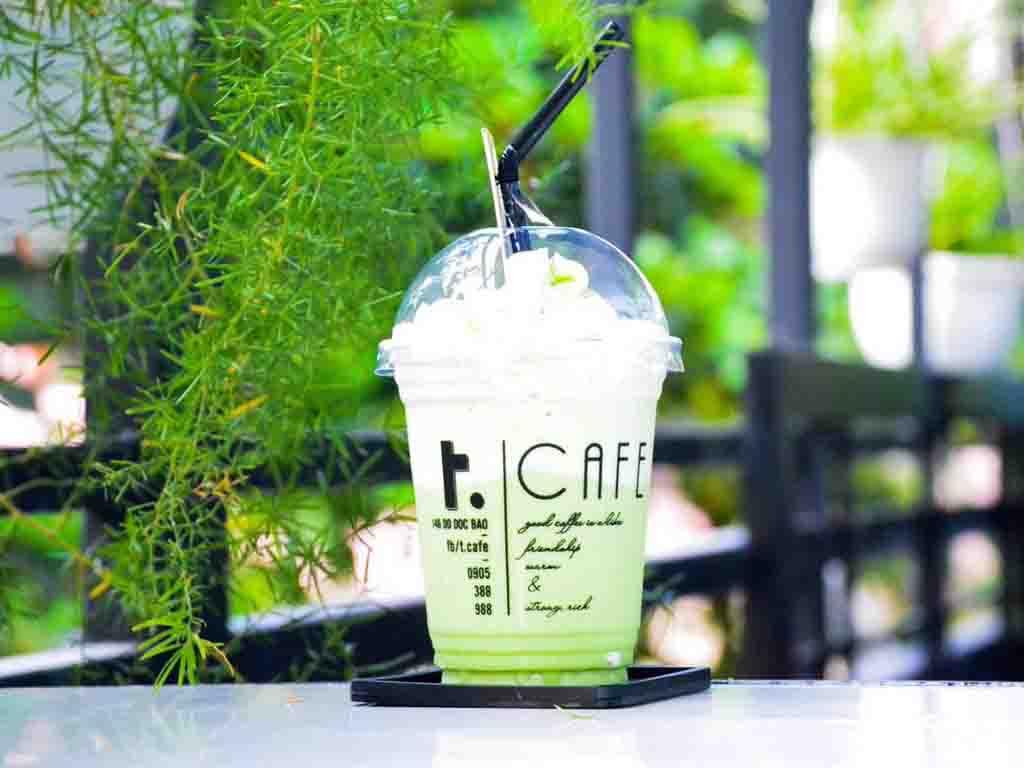 T.Cafe - Đô Đốc Bảo