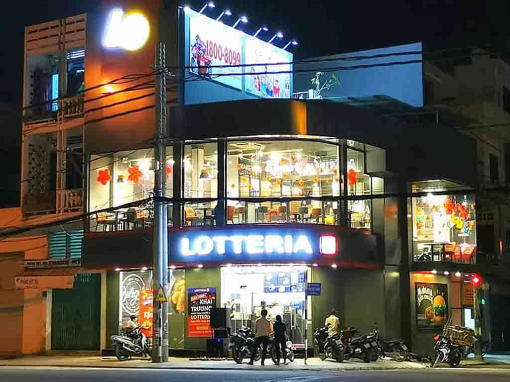 Lotteria Quy Nhơn - Nguyễn Thái Học